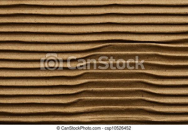 Cardboard Texture - csp10526452