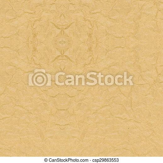 Cardboard Texture - csp29863553