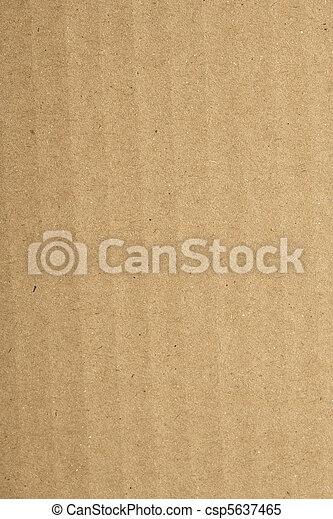cardboard texture - csp5637465