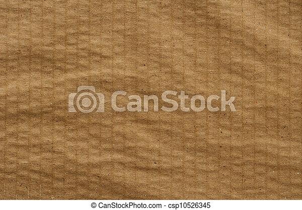 Cardboard Texture - csp10526345