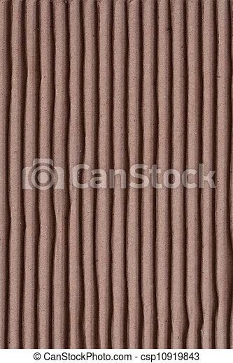 Cardboard Texture - csp10919843