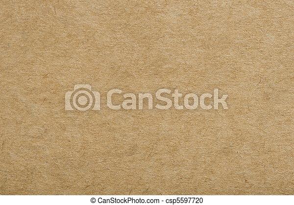 Cardboard Texture  - csp5597720