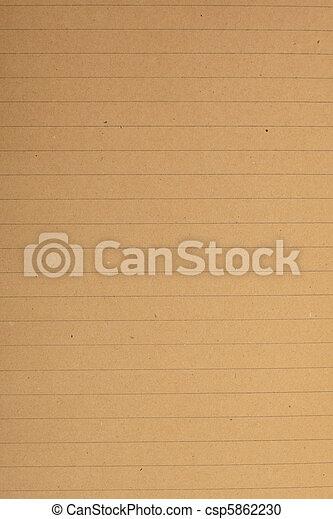 cardboard texture - csp5862230