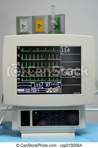 Cardiac Monitor - csp0192564