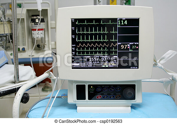 Cardiac Monitor - csp0192563