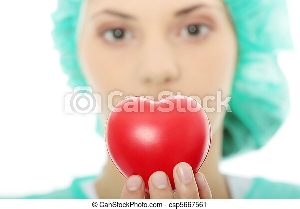 Cardiologist - csp5667561
