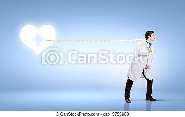 Cardiologist - csp15756983