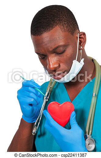Cardiologist - csp22411387