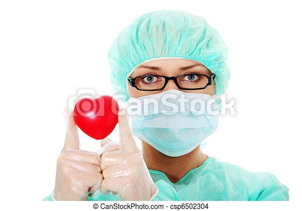 Cardiologist  - csp6502304