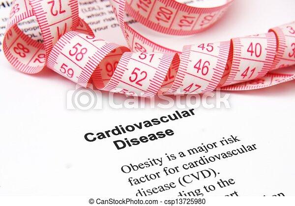 Cardiovascular disease - csp13725980