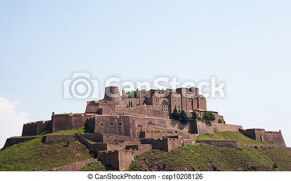 Cardona castle - csp10208126