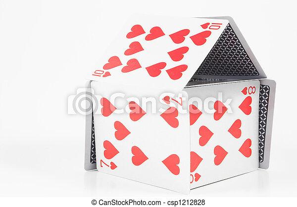 cards, дом - csp1212828