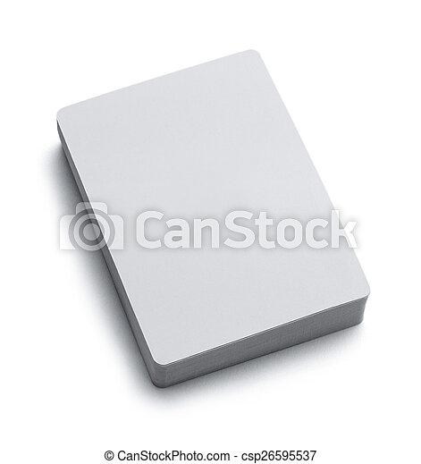 cards, палуба - csp26595537