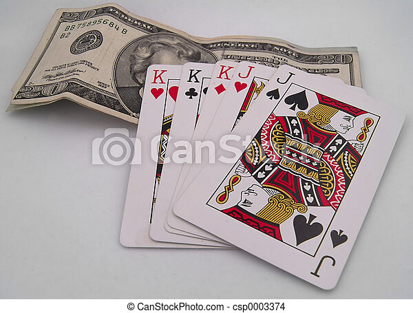 Cards and Money - csp0003374