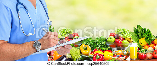 care., 健康, 飲食 - csp25640509