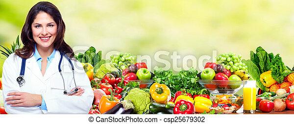 care., 健康, 飲食 - csp25679302
