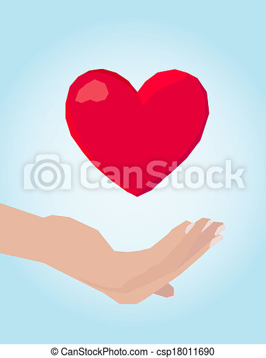 care hands - csp18011690