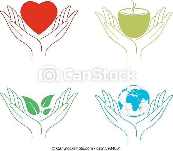 Care Hands - csp15934681