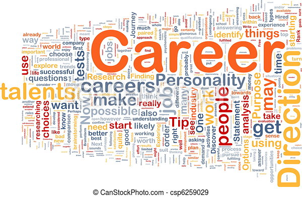 Career background concept - csp6259029
