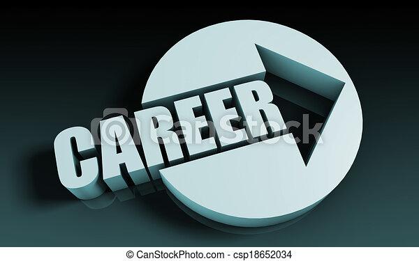 Career - csp18652034