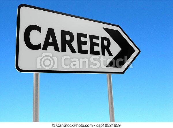 Career - csp10524659