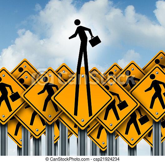 Career Success - csp21924234