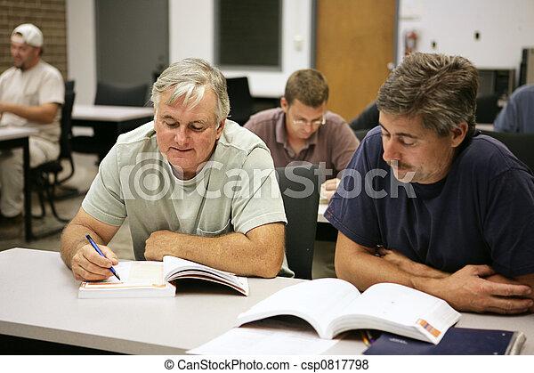 Career Training at Any Age - csp0817798