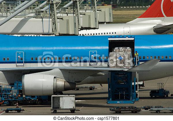 cargaison, chargement - csp1577801