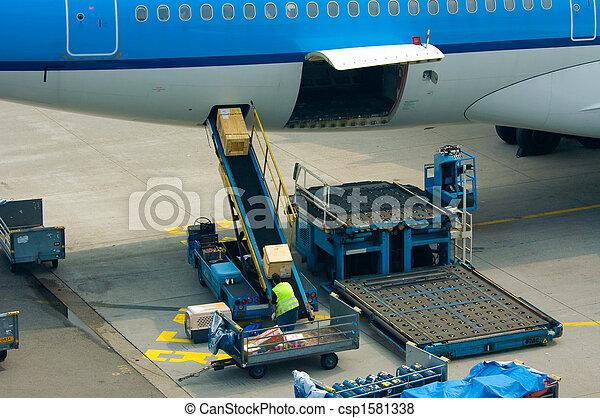 cargaison, chargement - csp1581338