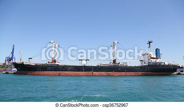 cargo, chargement - csp36752967