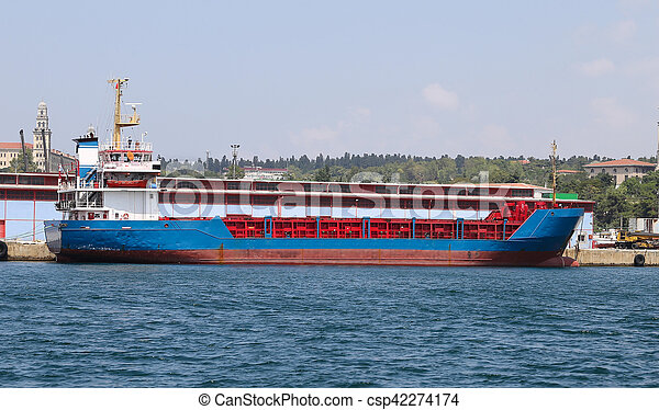 cargo, chargement - csp42274174
