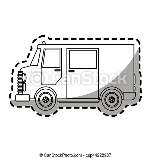 cargo truck - csp44228987