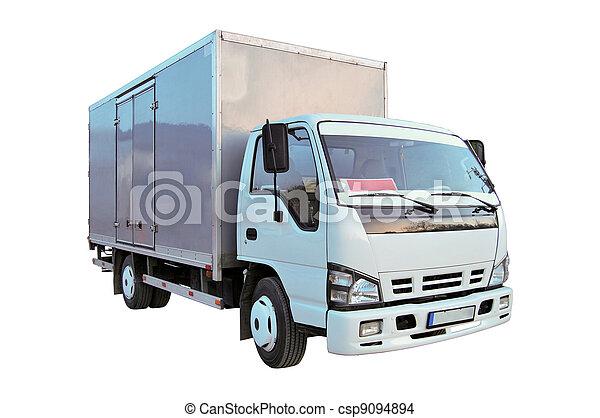 Cargo Truck - csp9094894