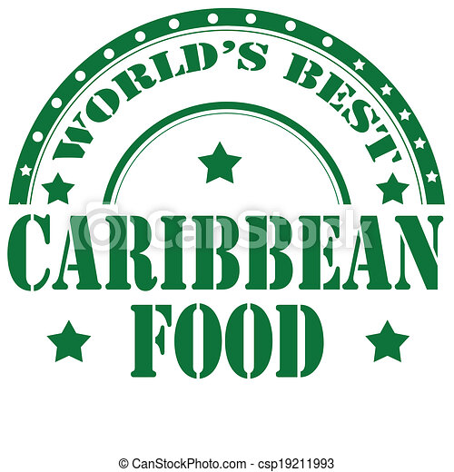 Caribbean Food-stamp - csp19211993