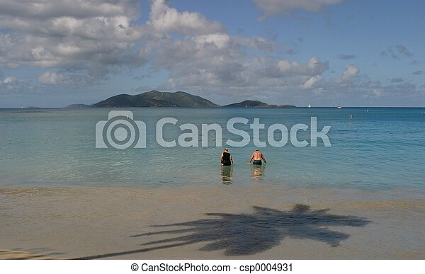 Caribbean sea - csp0004931