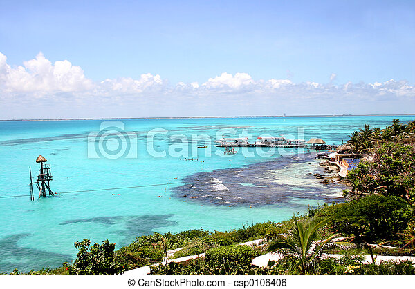 Caribbean View - csp0106406