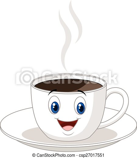 Una taza de café - csp27017551