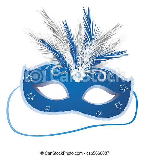 carnival mask  - csp5660087