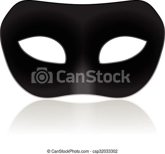 Carnival mask - csp32033302