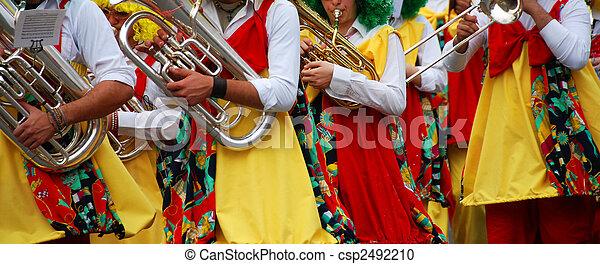 Carnival Parade - csp2492210