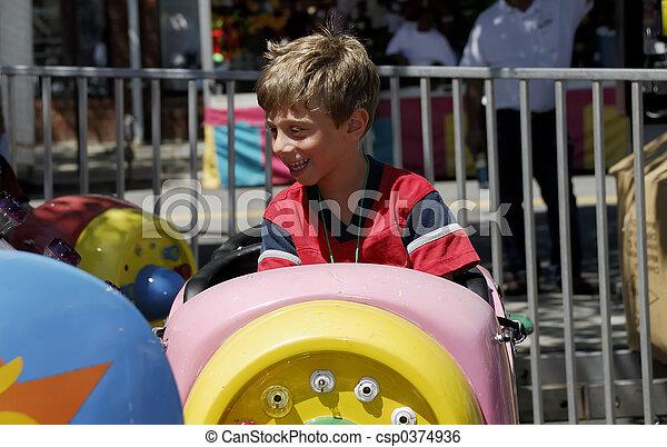 Carnival Ride - csp0374936