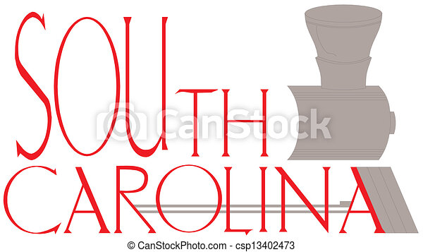carolina, syd - csp13402473