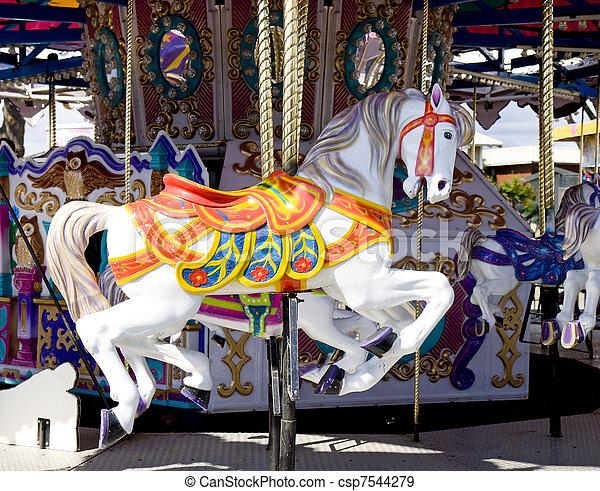 Carousel - csp7544279