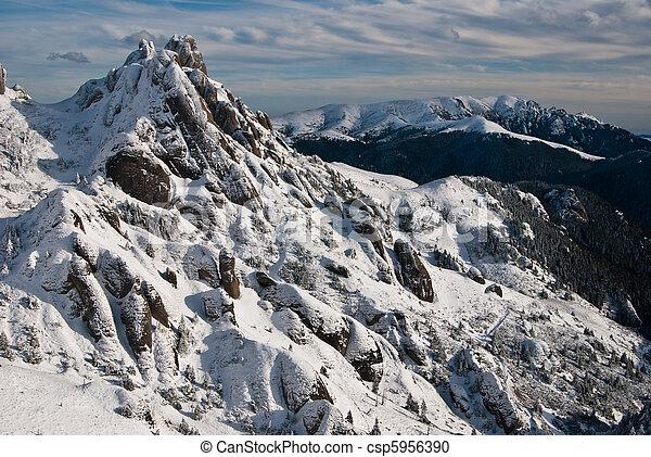 Carpathians (Romania) - csp5956390