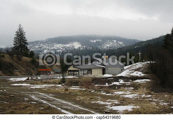 Carpathians Ukraine 2018 - csp54319680