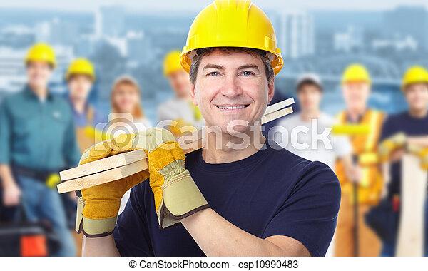 carpenter., lavoratore - csp10990483