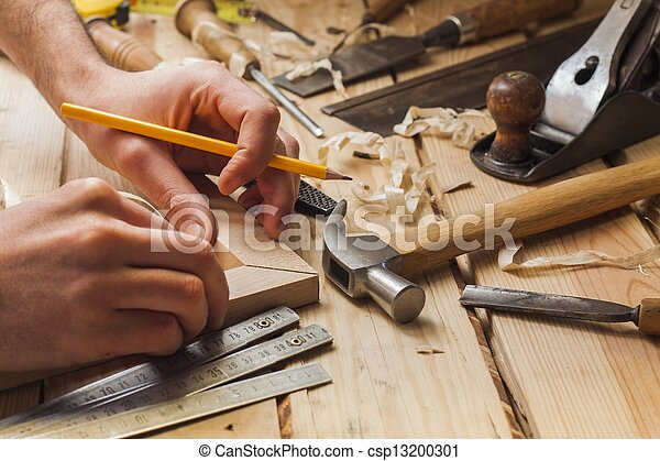 carpentiere, lavorativo - csp13200301