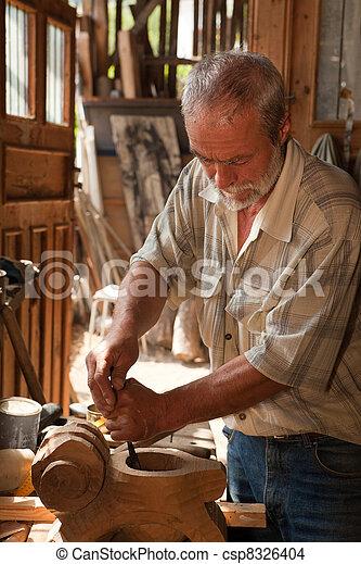 Carpentry - csp8326404