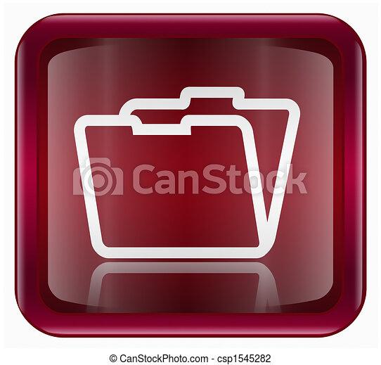 Un icono del Folder - csp1545282