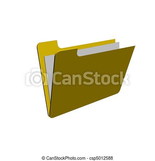 Folder - csp5012588